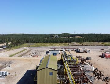 Well Pads – Northern Alberta 1